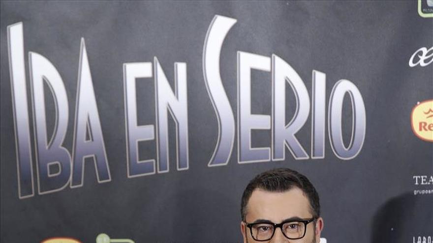 Jorge Javier Vázquez dice que si no hubiera aparecido el teatro habría dejado la tele