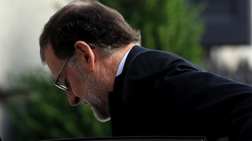Rajoy ve fruto del esfuerzo que la prima de riesgo haya bajado de 100 puntos
