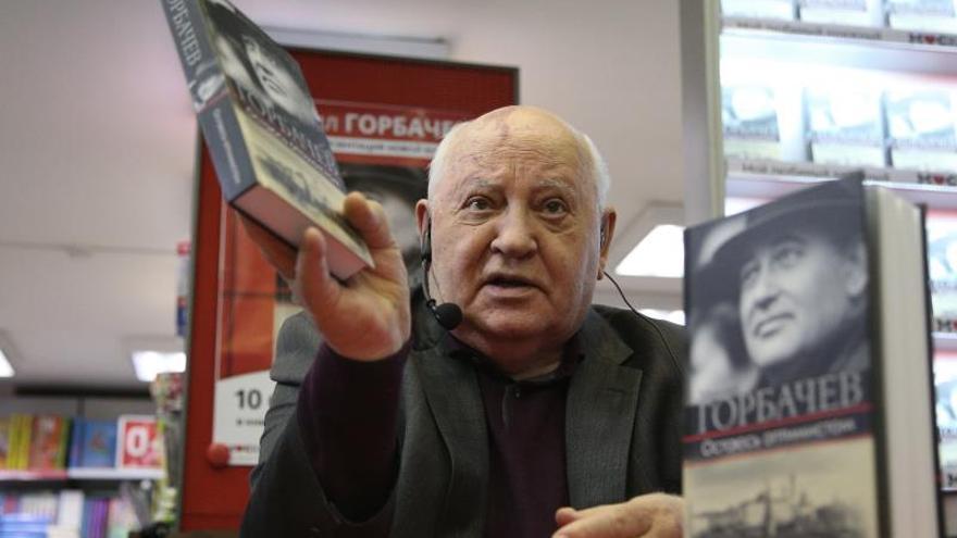 Alemania agradece a Gorbachov su papel en el fin de la división alemana