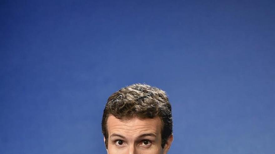 El PP dice que no presiona al PSOE y respeta sus plazos pero pide responsabilidad