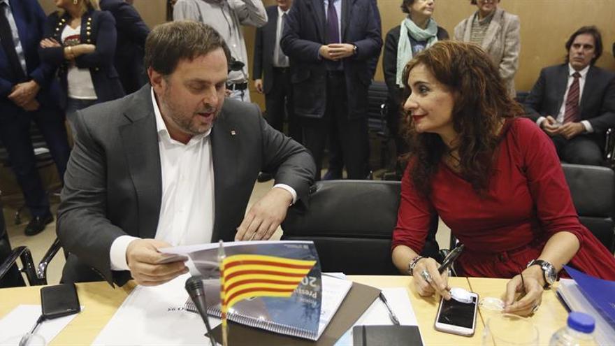 Cataluña vota en contra del déficit y asegura que realizarán un referéndum