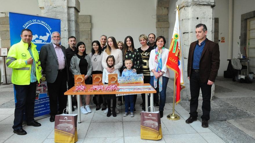 La regata Galerna del Cantábrico se disputa el 12 en Pedreña con la participación de diez colegios