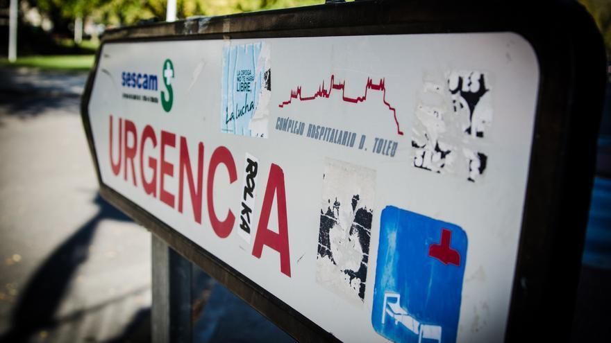 Urgencias Hospital Virgen de la Salud Toledo SESCAM