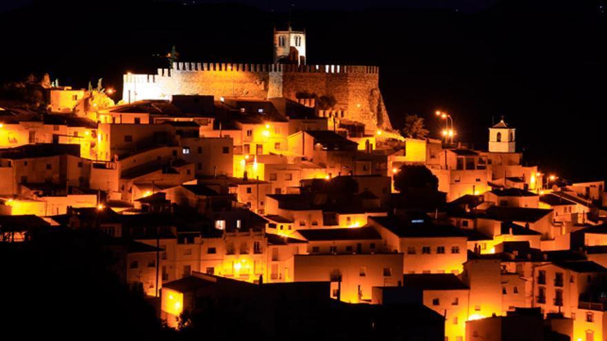 Imagen de Serón (Almería).