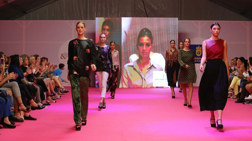 Desfile del diseñador José García