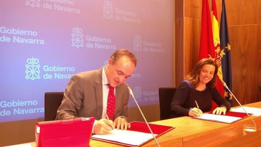 El Gobierno y La Caixa impulsarán diez proyectos medioambientales que emplearán a 40 personas en riesgo de exclusión
