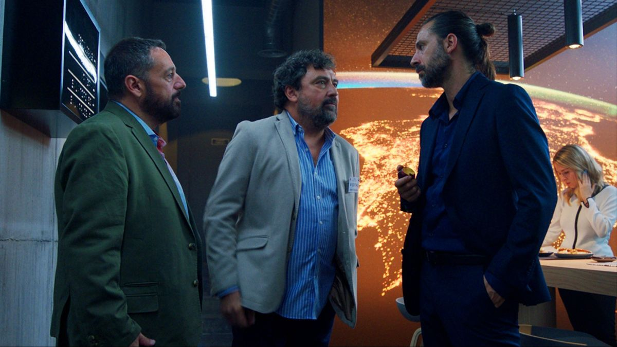 Imagen de la nueva etapa de 'Los hombres de Paco'