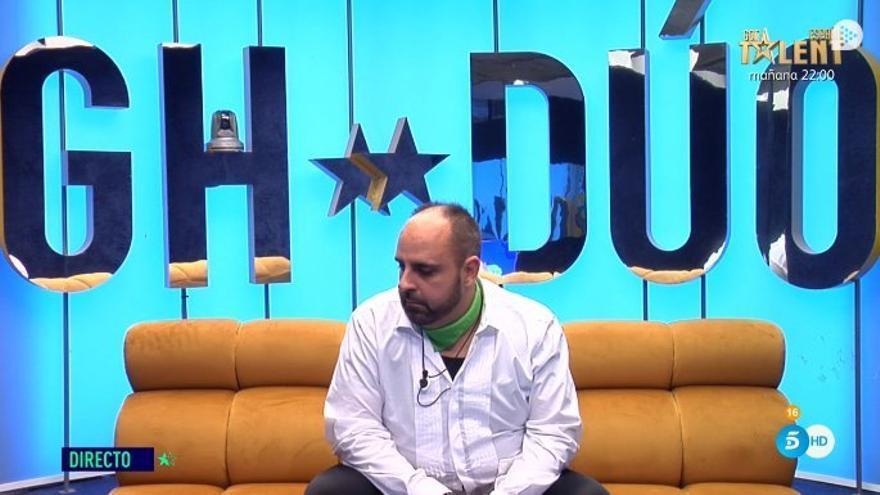 """GH Dúo saca de la casa a Julio Ruz por """"conducta inaceptable"""""""
