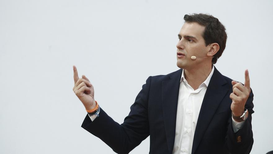 """Rivera avanza que Ciudadanos incorporará a """"muchos más"""" candidatos de la sociedad civil en sus listas electorales"""
