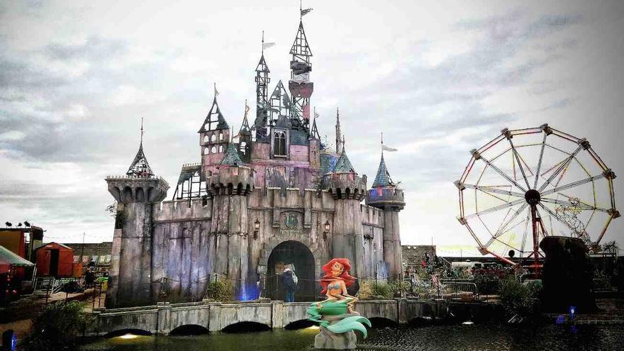 Dismaland, el parque de Banksy, facturó 24 millones de euros