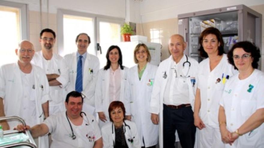 Médico hospital de Cuenca