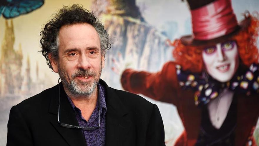 """Tim Burton """"difumina fantasía y realidad"""" en su última película"""