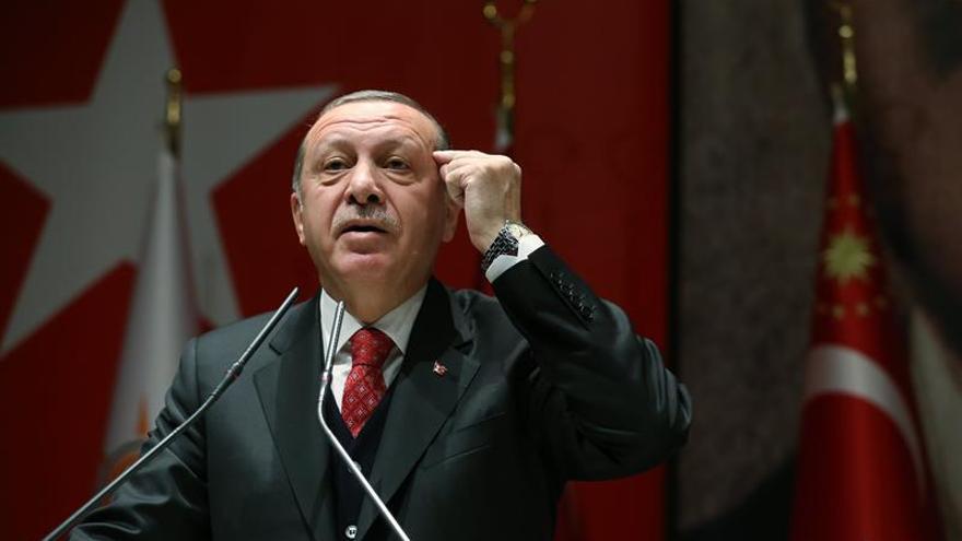 Erdogan dice que Turquía es un ejemplo de libertad de prensa