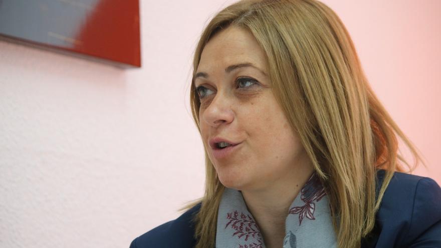 Carmen Picazo, candidata a las primarias autonómicas de Ciudadanos