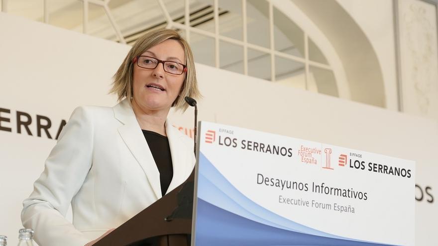 """Consejera valenciana denuncia el """"menosprecio"""" y """"déficit inversor"""" del Estado y pide relanzar el Corredor Mediterráneo"""