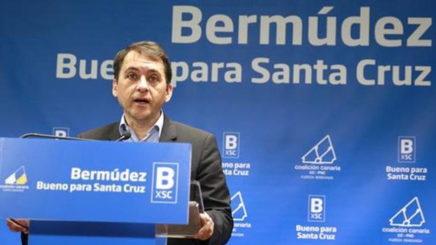 José Manuel Bermúdez tendrá que buscar apoyos para formar gobierno de coalición.