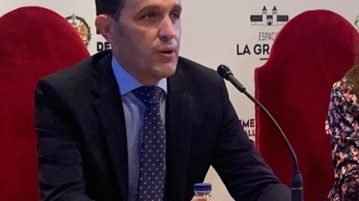El presidente del PP de Valladolid y de la Diputación provincial, Conrado Íscar.