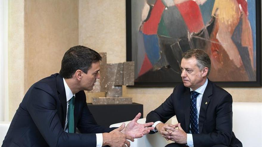 Sánchez y Urkullu tratarán de hilar una relación estratégica entre PSOE y PNV