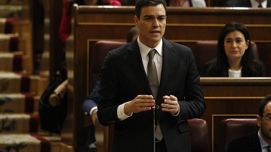 """Sánchez dice que cumplirá con su """"palabra"""" y que actuará si a Chaves y Griñán se les imputa algún delito"""