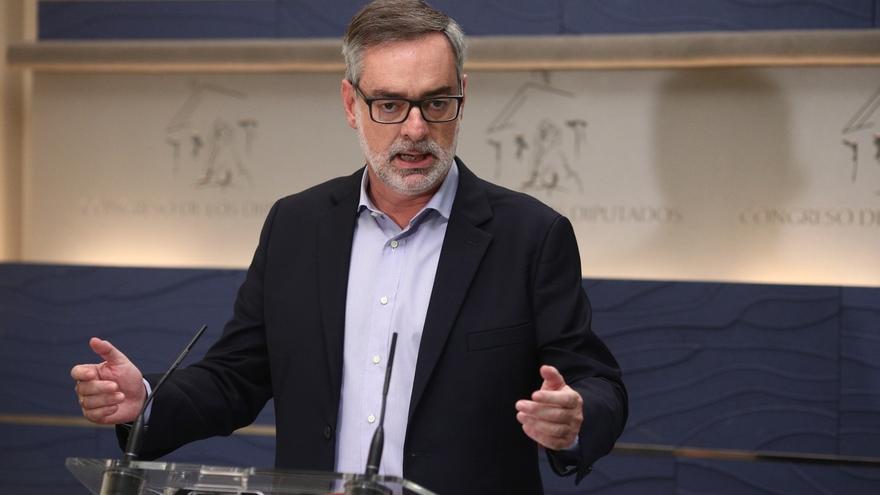 """Villegas afea al PP su presión sobre Cs para formar Govern: """"No es momento de presentar una investidura inviable"""""""
