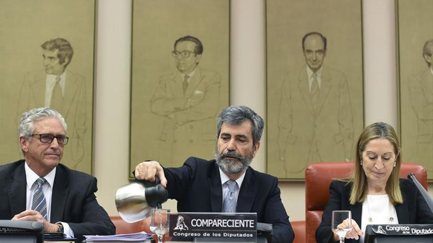 Lesmes dice que los jueces actúan con independencia pero sin ser justicieros