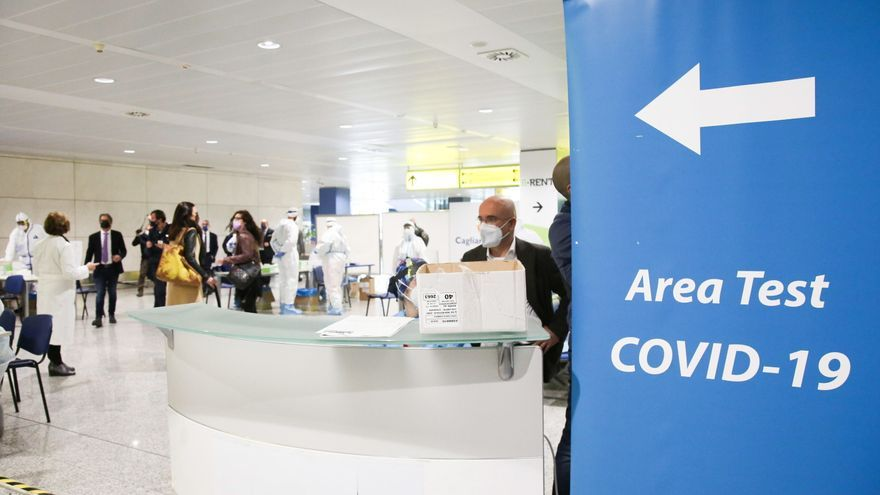 Italia impondrá test y cuarantena de 5 días a los viajeros procedentes de países de la UE