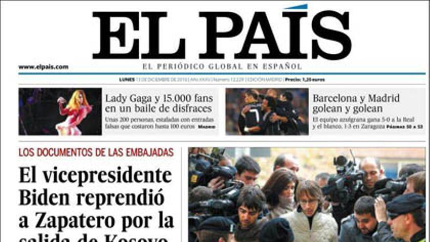De las portadas del día (13/12/2010) #5