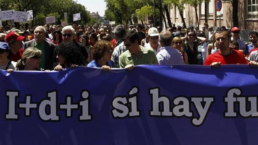 Científicos se movilizan el día 22 en varias ciudades para denunciar los recortes