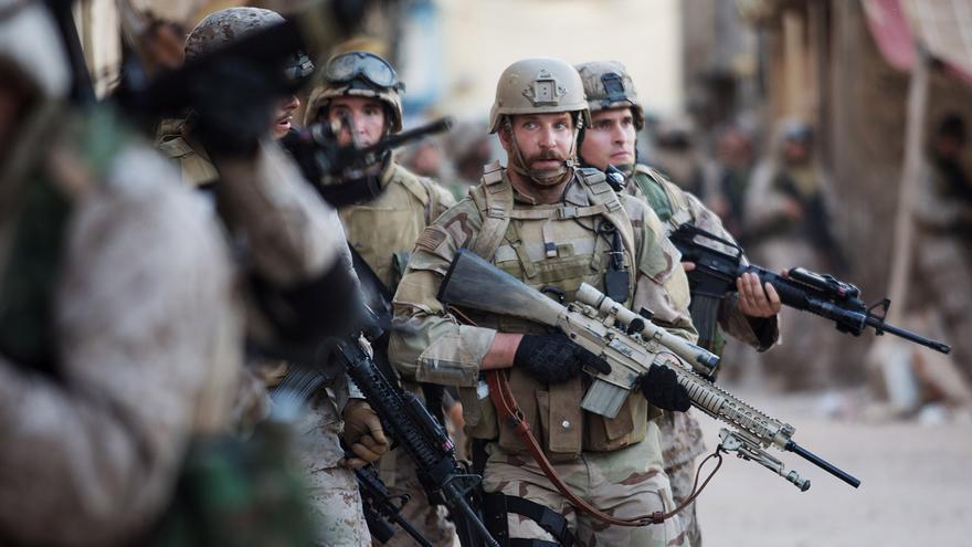Bradley Cooper, el francotirador que se convirtió en leyenda