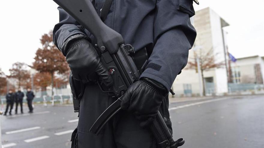Detenidos en Alemania tres germano-sirios por apoyar a una organización yihadista