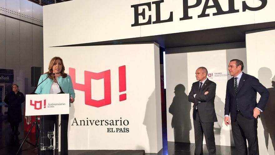 """Díaz reclama un periodismo que acerque la noticia al ciudadano en una época donde """"no sobra información y sí confusión"""""""