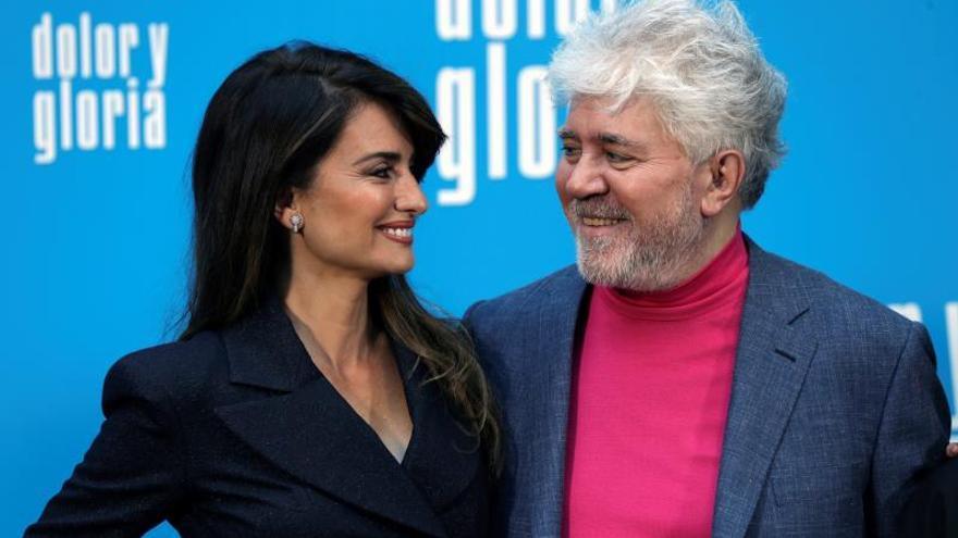 """""""Dolor y Gloria"""", de Almodóvar, nominada al Globo de Oro a mejor extranjera"""