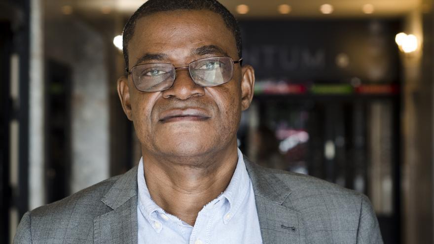 Andrés Esono, Secretario General de CPDS en Guinea Ecuatorial