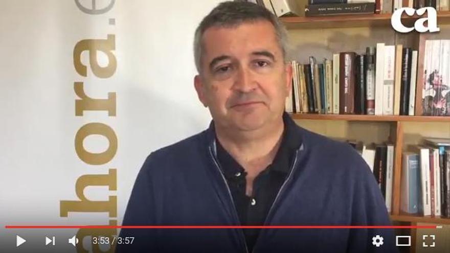 Análisis de Carlos Sosa sobre las primarias del PSOE.