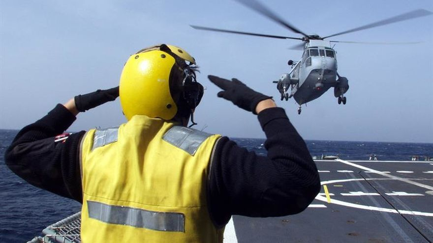 La fragata Numancia se incorpora a la fuerza de reacción rápida de la OTAN