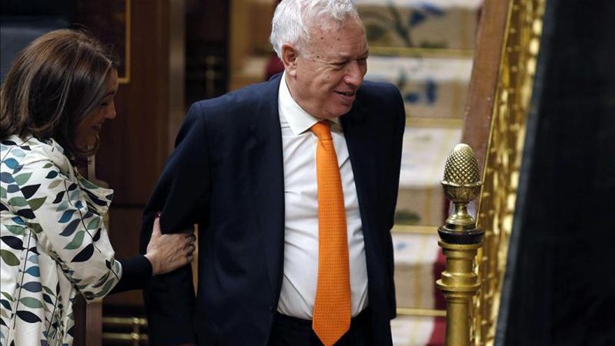 La rehabilitación de la futura sede de Exteriores comenzará en 2014, según Margallo