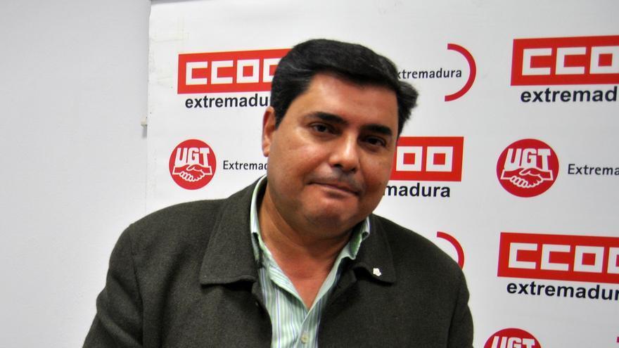 Francisco Capilla, UGT Extremadura / JCD