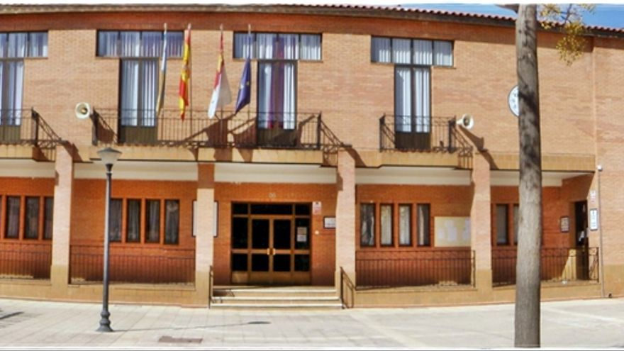 Ayuntamiento de Viso del Marqués, en Ciudad Real
