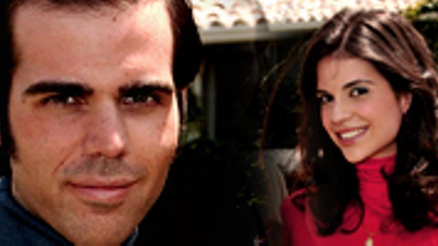 """""""Lo más difícil ha sido grabar las escenas de amor con Carmina"""""""