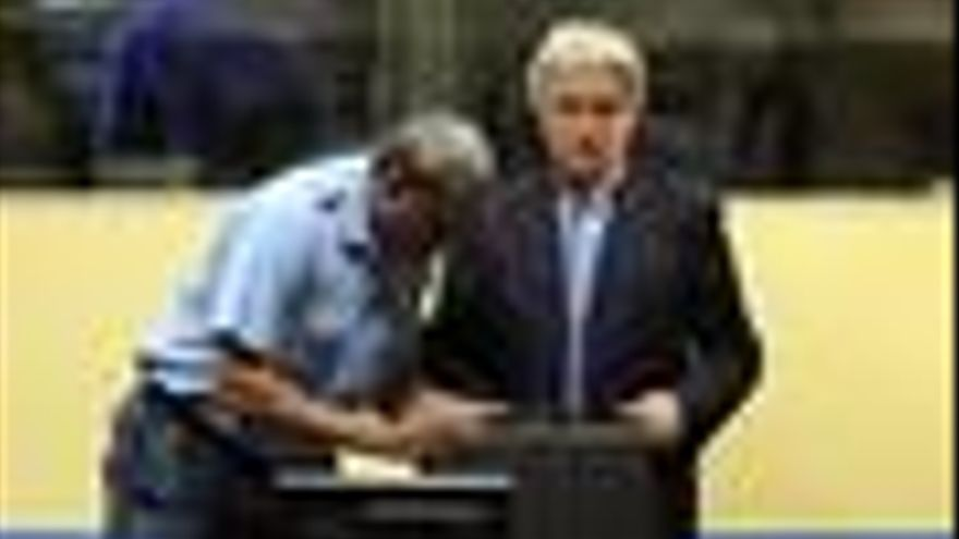 Karadzic no compareció ante el TPIY por segundo día consecutivo