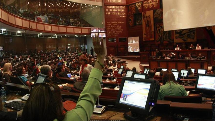 La Corte Constitucional de Ecuador da el visto bueno a las enmiendas a la Constitución