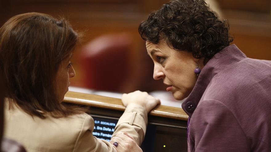 Unidos Podemos apoyará el decreto de pensiones tras acordar con Trabajo mejoras en la incapacidad permanente