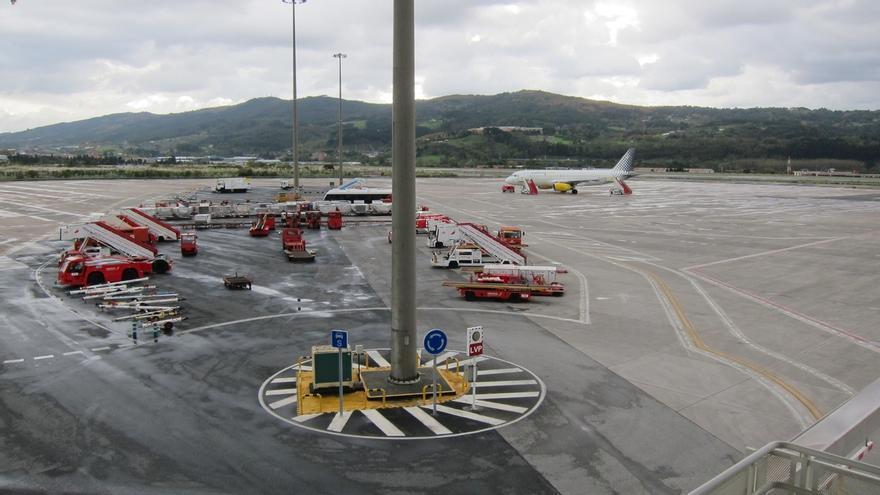 Iberia Airport Services digitaliza sus servicios aeroportuarios en el aeropuerto de Loiu con tecnología Samsung
