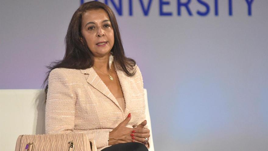 La embajadora de Marruecos en España, en una imagen de archivo.