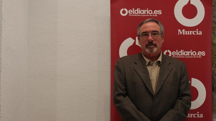 José Antonio Sotomayor, candidato de UPyD al Congreso por Murcia