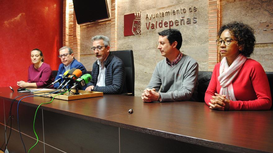 Presentación de la Asociación Ruta del Vino de Valdepeñas