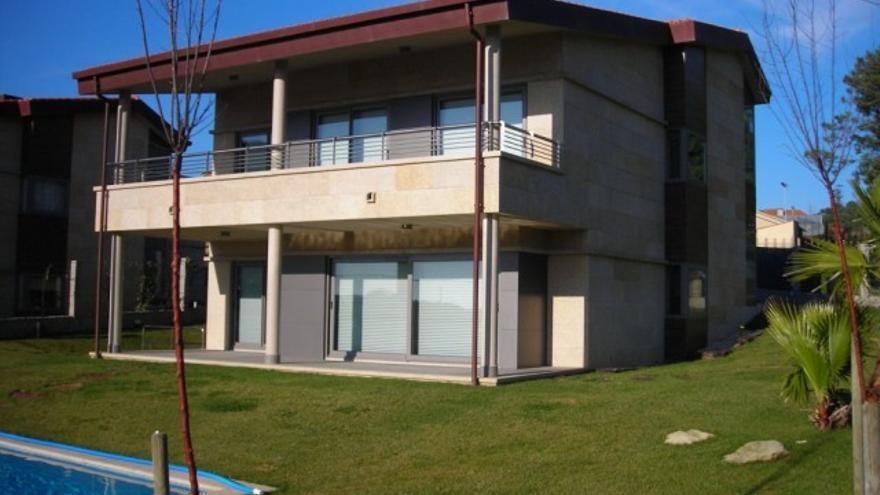 Vivienda aislada en venta en Padriñán, Sanxenxo (Pontevedra)