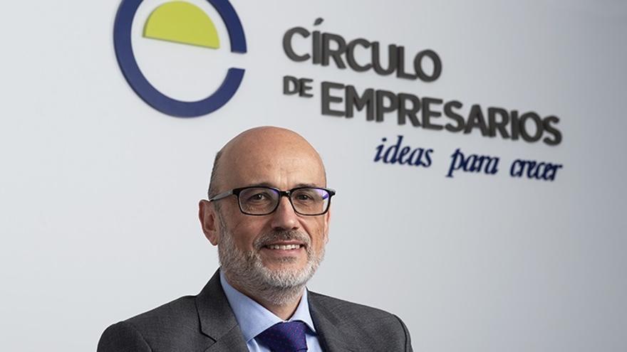Manuel Pérez-Sala, nuevo presidente del Círculo de Empresarios.
