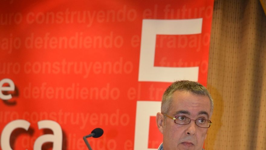 Felipe Pérez, exsecretario de CCOO Ciudad Real