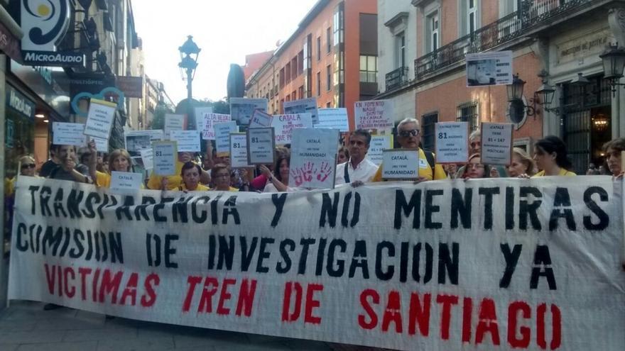 En Marea solicita hoy que el Congreso cree una comisión de investigación sobre el accidente del Alvia